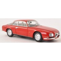 ALFA ROMEO 2600 Sprint Zagato, 1967, red