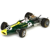 LOTUS 49 GP Netherlands'67 #5, winner J.Clark