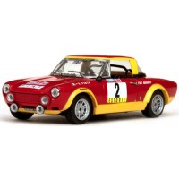 FIAT 124 Abarth Rally Portugal'74 #2, winner R.Pinto / A.Bernacchini