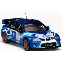 SUBARU Impreza WRC07 Rally Ronde Gomitolo di Lana'12 #3, winner R.Kubica / G.Manfredi