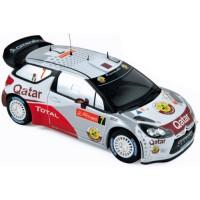 CITROËN DS3 WRC Rally Portugal'12, AlAttiyah / Bernacchini