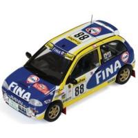 SUBARU Vivio RX-R Rally MonteCarlo'99 #88, C.Cadringher