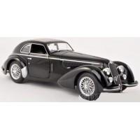 ALFA ROMEO 8C 2900 B, 1938, black