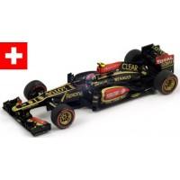 LOTUS E21 GP USA'13 #8, 2nd R.Grosjean