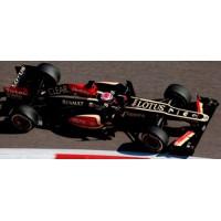 LOTUS E21 GP USA'13, H.Kovalainen