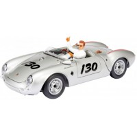 PORSCHE 550 Spyder #130, J.Dean (with figure)