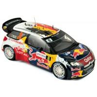 CITROËN DS3 WRC Rally France'12 #8, Neuville / Gilsoul