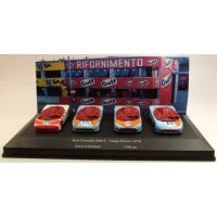 BOX PORSCHE 908/3 TargaFlorio'70 (contains 4 models)