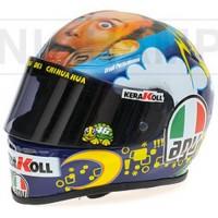 AGV Helmet Moto GP Mugello'08, V.Rossi