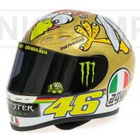AGV Helmet Moto GP Valencia'09, V.Rossi