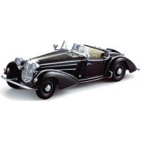 HORCH 855 Roadster 1939, noire