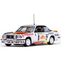 OPEL Ascona 400 Rally Rally SanRemo'81 #6, 3rd A.Fassina / R.Dalpozzo