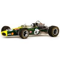 LOTUS 49 GP SouthAfrica'68 #4, winner J.Clark