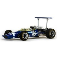 LOTUS 49B GP GB'68 #22, winner J.Siffert