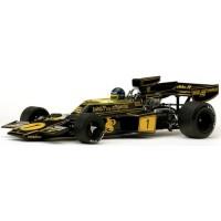 LOTUS 72E GP Monaco'74 #1, winner R.Peterson