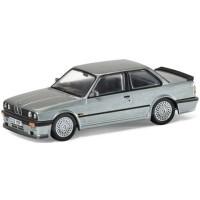 BMW 325i (E30) Sport (M-Tech 1), lachs silver