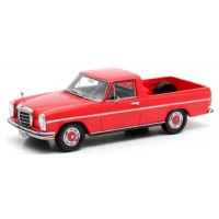 MERCEDES-BENZ Binz (W115) Pick-up RA, 1974, red
