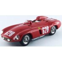 FERRARI 500 Mondial MilleMiglia'55 #628, (ab) L.Taramazzo