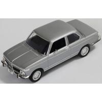 BMW 2002tii, 1972, silver (d.blue interior)
