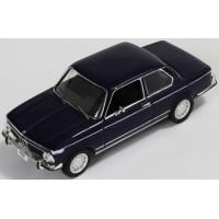BMW 2002tii, 1972, d.blue (d.gey interior)