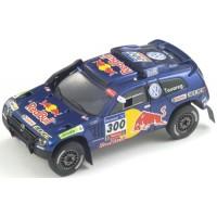 VW Race Touareg3 Dakar'11 #300, 3rd C.Sainz / L.Cruz
