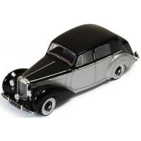 BENTLEY MK6, 1950, black/silver