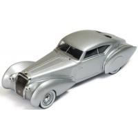 DELAGE D8 120-S Pourtout Aero Coupé, 1937, silver