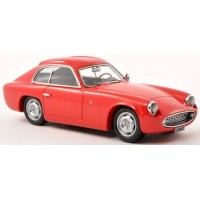 OSCA 1600 GT Zagato, red