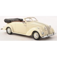 ADLER 2.5L Cabriolet, 1937, l.beige