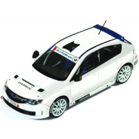SKODA Fabia S2000 Rally Spec, 2012, white (includes 2 sets of wheels and tyres)