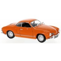 VW Karmann Ghia, 1962, orange