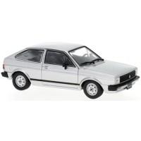 VW Gol BX, 1984, silver