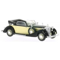HORCH 853A, 1938, black/beige