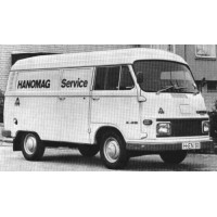 HANOMAG F25 Pick-up