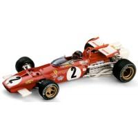FERRARI 312B GP Italy'70 #2, J.Ickx