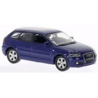 AUDI A3 Sportback, blue