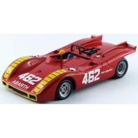 ABARTH SP 2000 Sestrière'70 #462, winner A.Merzario