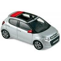 CITROËN C1 Airscape, 2014, gallium grey/agrume red