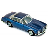 FACEL VEGA 2 Coupé, 1961, facel blue