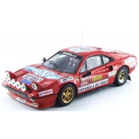 FERRARI 308 GTB Rally Spain'84 #1, Zanini / Osona