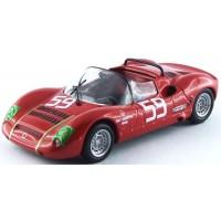 ABARTH SP 1000/1300 Monza'68 #59, Grano / Pasotto