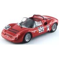 ABARTH SP 1000 Nürburgring'67 #52, Walton / DelmanMorgan