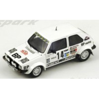 VW Golf Mk1 Rally MonteCarlo'80 #14, Therier / Vial