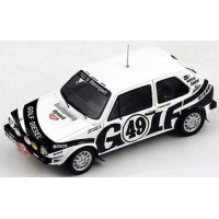 VW Golf Mk1 Diesel Rally MonteCarlo'78 #49, J.Kleint / A.Hansch
