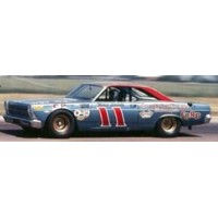 FORD Fairlane Daytona 500 #11, 1967, winner M.Andretti