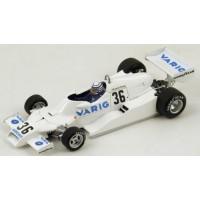 ARROWS AF1 GP Brazil'78 #36, R.Patrese