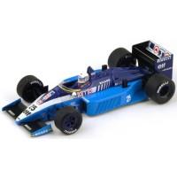 LIGIER JS27 GP GreatBritain'86 #25, 4th R.Arnoux