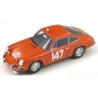 PORSCHE 911T Rally MonteCarlo'65 #147, H.Linge / P.Falk