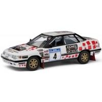 SUBARU Legacy RS Gr.A Rally Manx'93 #4, R.Burns / R.Reid