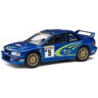 SUBARU Impreza Rally RAC'95 #6, R.Burns / R.Reid